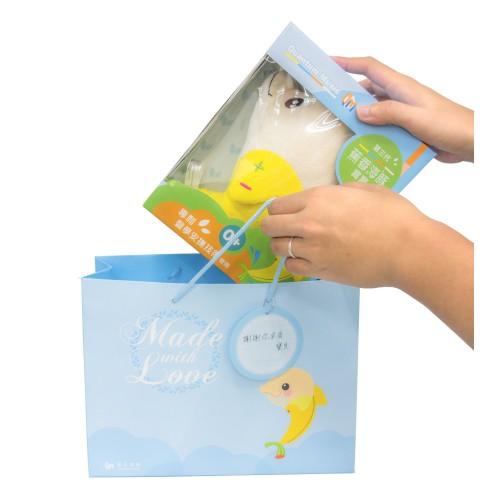[BP04-BAG] 送禮用紙袋+姓名小吊牌(不含海豚寶寶)