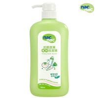 NAC NAC 奶瓶蔬果洗潔精 700ML/罐