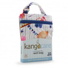 Kangacare多用途防水髒衣袋(可裝髒尿布或髒衣服)